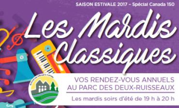 MARDIS CLASSIQUES CANADA 150