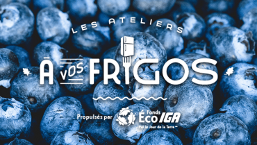 Conférence anti-gaspillage alimentaire « À vos frigos »