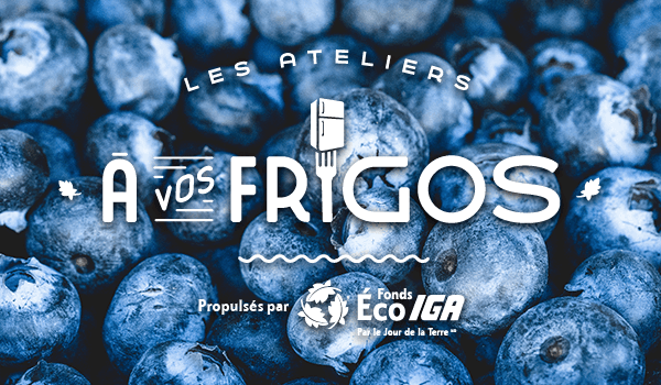 Conférence anti-gaspillage alimentaire «À vos frigos»