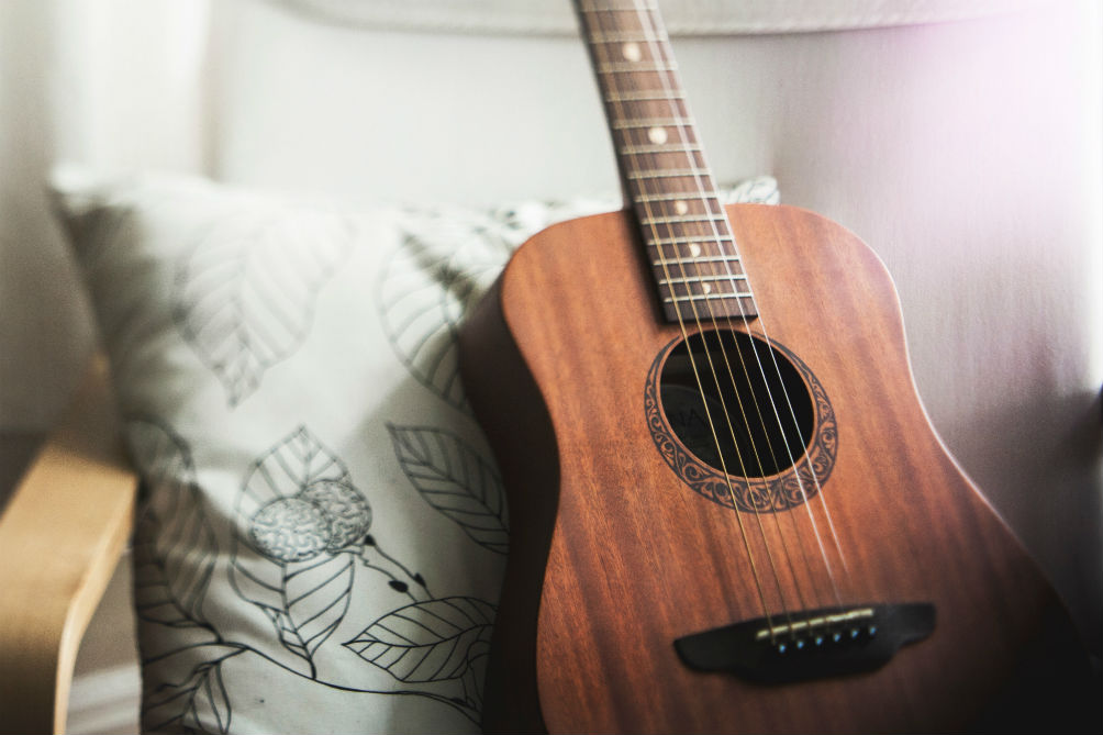 Nouveau: des cours de guitare