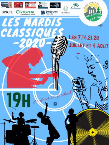 Mardis Classiques 2020